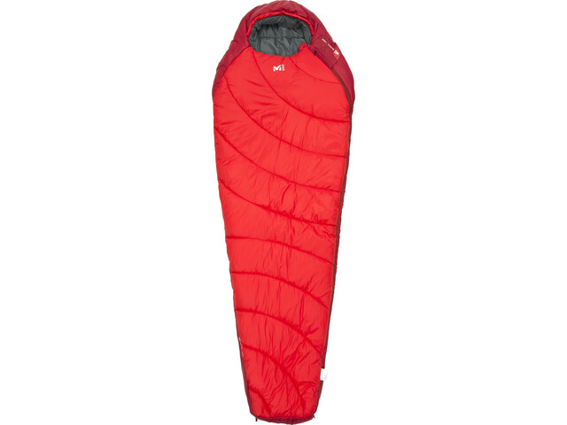 Millet Baikal 1500 Sleeping Bag Regular red